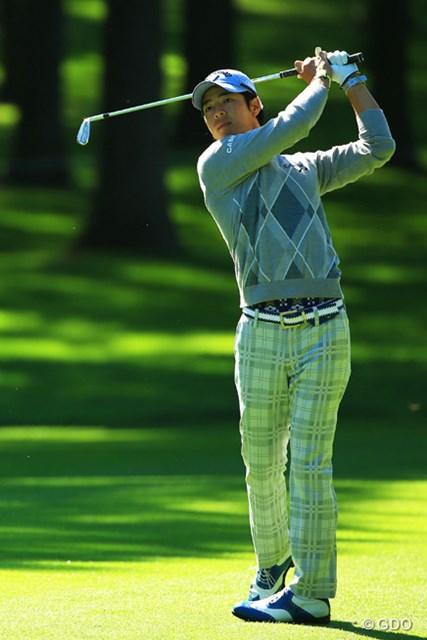 2014年 ANAオープンゴルフトーナメント 最終日 石川遼 最終日は6つのバーディを量産し15位に入った石川遼