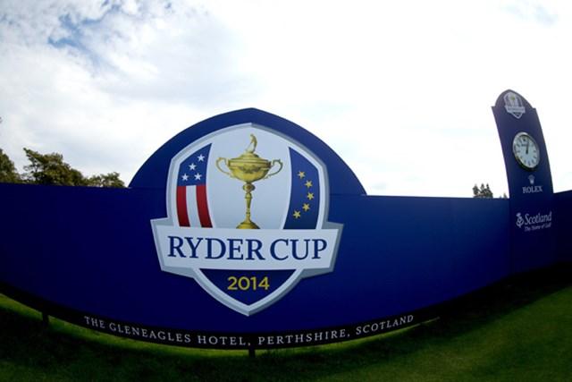 2014年 ライダーカップ 事前 グレンイーグルス 今年は欧州がホームで米国選抜を迎え撃つライダーカップ(Mike Ehrmann/Getty Images)