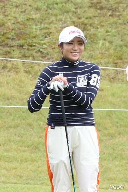 2014年 ミヤギテレビ杯ダンロップ女子オープン 事前 イ・ボミ 父親との別れから一週間、イ・ボミが日本ツアー復帰を決意