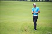 2014年 アジアパシフィックオープンゴルフチャンピオンシップ ダイヤモンドカップゴルフ 初日 キャメロン・スミス