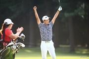 2014年 アジアパシフィックオープンゴルフチャンピオンシップ ダイヤモンドカップゴルフ 2日目 I.J.ジャン