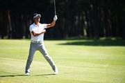 2014年 アジアパシフィックオープンゴルフチャンピオンシップ ダイヤモンドカップゴルフ 2日目 上井邦浩