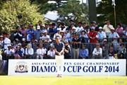 2014年 アジアパシフィックオープンゴルフチャンピオンシップ ダイヤモンドカップゴルフ 2日目 藤田寛之