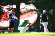 2014年 アジアパシフィックオープンゴルフチャンピオンシップ ダイヤモンドカップゴルフ 2日目 片山晋呉
