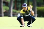 2014年 アジアパシフィックオープンゴルフチャンピオンシップ ダイヤモンドカップゴルフ 2日目 貞方章男