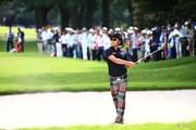 2014年 アジアパシフィックオープンゴルフチャンピオンシップ ダイヤモンドカップゴルフ 3日目 片山晋呉