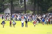 2014年 アジアパシフィックオープンゴルフチャンピオンシップ ダイヤモンドカップゴルフ 3日目 片山晋呉 小田孔明 石川遼