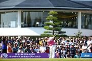 2014年 ミヤギテレビ杯ダンロップ女子オープン 最終日 アン・ソンジュ