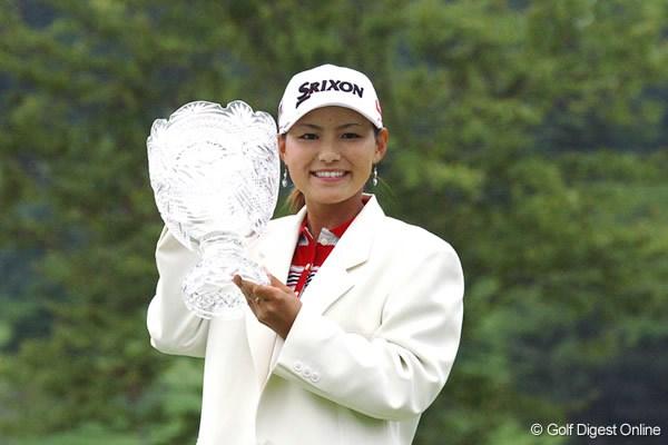 さくらが上田桃子をプレーオフで制し、今季3勝目を達成!