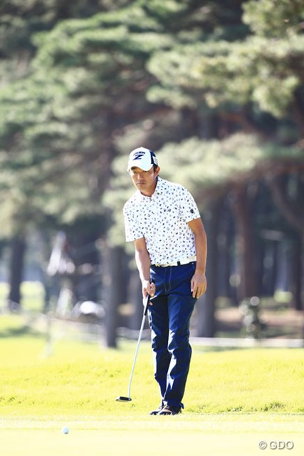 2014年 アジアパシフィックオープンゴルフチャンピオンシップ ダイヤモンドカップゴルフ 最終日 山下和宏 最終組にいながらスコアを伸ばせなかったのは痛いね