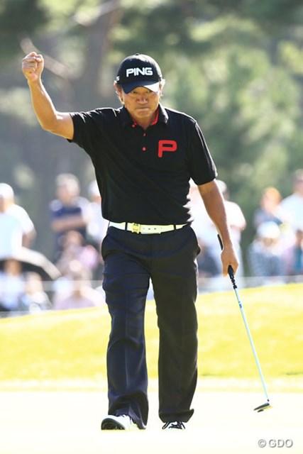 2014年 アジアパシフィックオープンゴルフチャンピオンシップ ダイヤモンドカップゴルフ 事前 塚田好宣 獲得賞金は約500万円。優勝は逃したが、アジアンツアーのシード権獲得には前進した塚田好宣