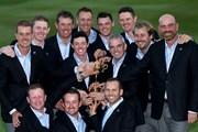 2014年 ライダーカップ 最終日 ロリー・マキロイ ポール・マギンリー 欧州