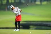 2014年 日本女子オープンゴルフ選手権競技 2日目 横峯さくら