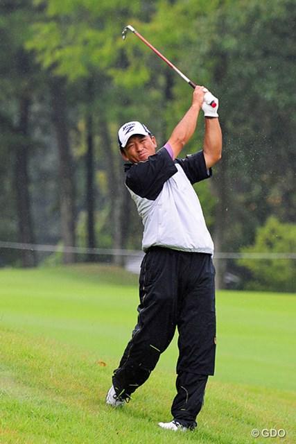 1バーディ、ノーボギーと静かなゴルフにも、細川は来季に向けても大きな手応え