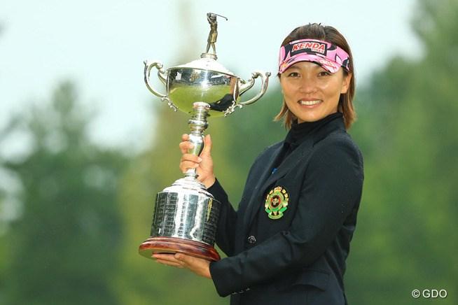 永井花奈が日本人アマでメジャー最高の単独3位!テレサ・ルーが初制覇