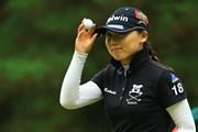 2014年 日本女子オープンゴルフ選手権競技 最終日 イ・ナリ