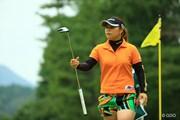 2014年 日本女子オープンゴルフ選手権競技 最終日 東浩子