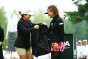 2014年 日本女子オープンゴルフ選手権競技 最終日 宮里美香、テレサ・ルー