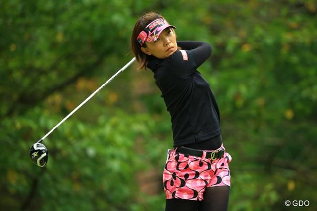 2014年 日本女子オープンゴルフ選手権競技 最終日 テレサ・ルー テレサ・ルーが首位との5打差を逆転し、メジャー初タイトルをつかんだ