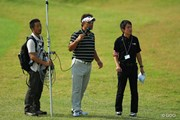2014年 TOSHIN GOLF TOURNAMENT IN Central 3日目 野上貴夫
