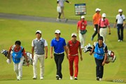 2014年 TOSHIN GOLF TOURNAMENT IN Central 最終日 最終組