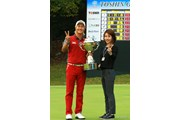 2014年 TOSHIN GOLF TOURNAMENT IN Central 最終日 ホ・インヘ