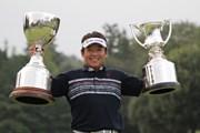 2014年 第53回日本プロゴルフシニア選手権大会 住友商事・サミットカップ 最終日 尾崎直道