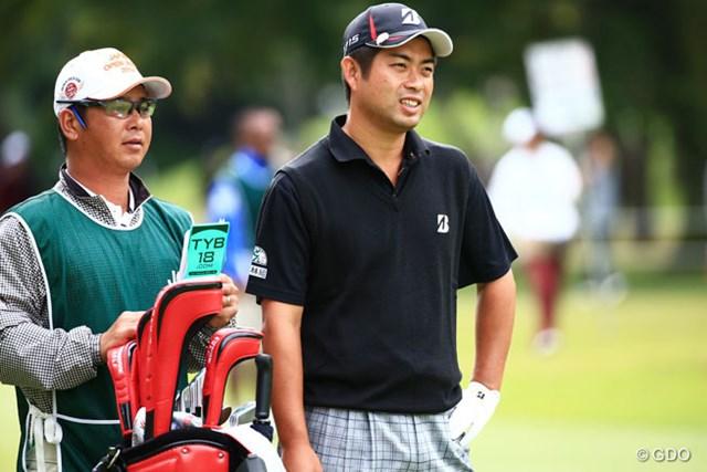 2014年 日本オープンゴルフ選手権競技 初日 池田勇太 メジャー初日6アンダー単独2位と好調の出だし