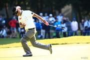 2014年 日本オープンゴルフ選手権競技 3日目 片山晋呉