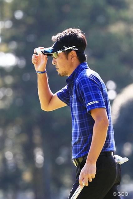 2014年 日本オープンゴルフ選手権競技 3日目 小林正則 トップと9打差、大会連覇は微妙かな?