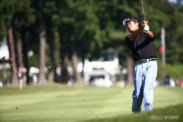 2014年 日本オープンゴルフ選手権競技 3日目 池田勇太 優勝は昨年のABC以来?