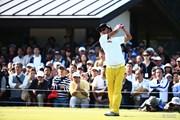 2014年 日本オープンゴルフ選手権競技 最終日 片山晋呉