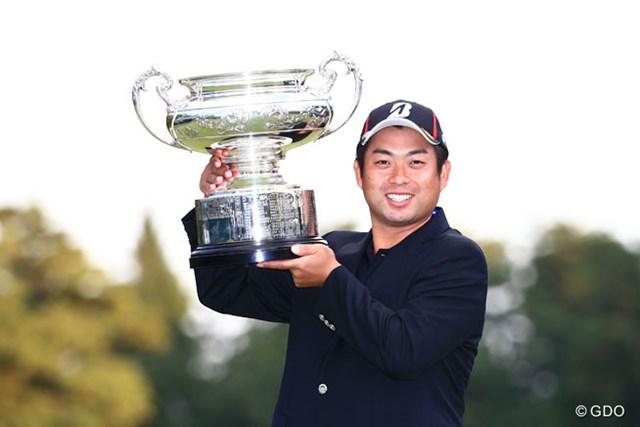 息詰まる展開になった終盤を乗り切り、大会初優勝を飾った池田勇太