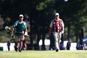 2014年 日本オープンゴルフ選手権競技 最終日 室田淳