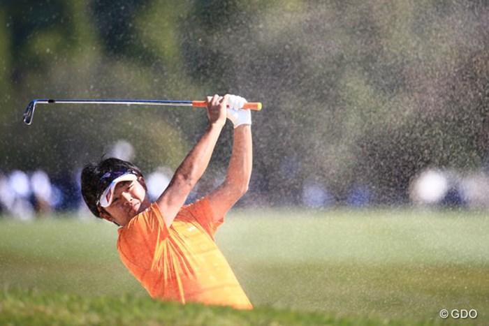 小浦和也:うれしいローアマ獲得 2014年 日本オープンゴルフ選手権競技 最終日 小浦和也