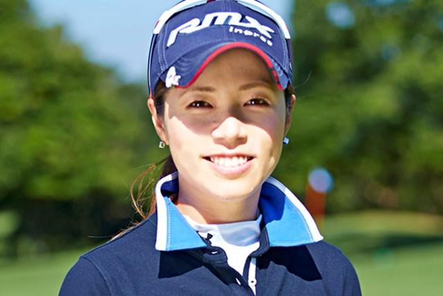 園田001 先々週「日本女子オープン」では39位タイにつけた園田