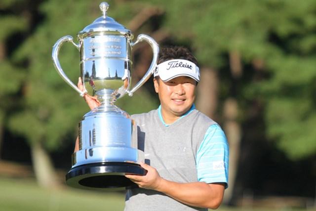 2014年 ブリヂストンオープンゴルフトーナメント 事前 丸山大輔 昨年の大会では、丸山大輔が通算10アンダーで4年ぶりの通算3勝目を挙げた