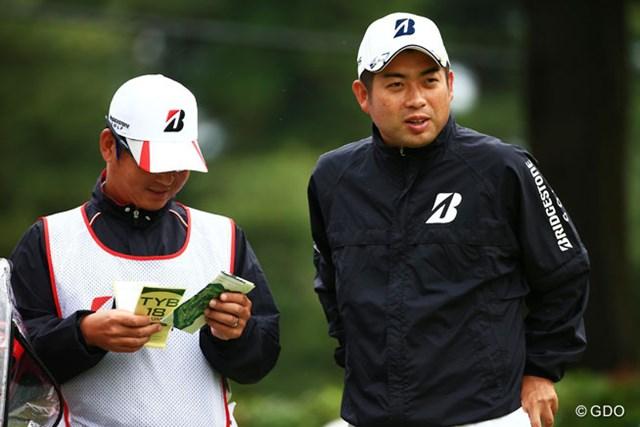 2014年 ブリヂストンオープンゴルフトーナメント 初日 池田勇太 日本オープンそして今大会連覇は?初日は2オーバーと出遅れ