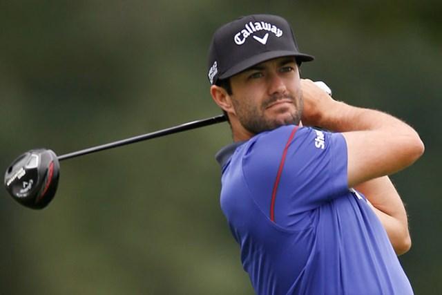 カナダ期待のアダム・ハウィン(26)が米PGAツアーデビューを飾った(Gregory Shamus/Getty Images)
