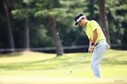 2014年 ブリヂストンオープンゴルフトーナメント 2日目 竹谷佳孝