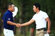 2014年 ブリヂストンオープンゴルフトーナメント 3日目 小田孔明 矢野東