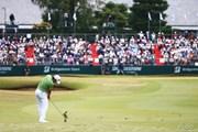 2014年 ブリヂストンオープンゴルフトーナメント 最終日 18番