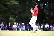 2014年 ブリヂストンオープンゴルフトーナメント 最終日 宮本勝昌