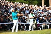 2014年 ブリヂストンオープンゴルフトーナメント 最終日 小田孔明