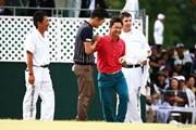 2014年 ブリヂストンオープンゴルフトーナメント 最終日 藤田寛之
