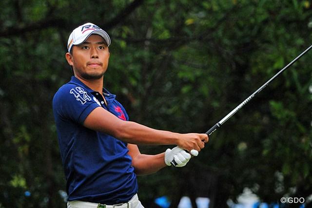 2014年 マイナビABCチャンピオンシップゴルフトーナメント 3日目 小平智 連続60台はキープ。最終日は6アンダーを目指す小平智
