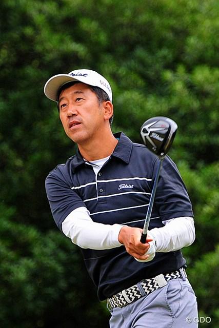 2014年 マイナビABCチャンピオンシップゴルフトーナメント 3日目 S.K.ホ ドライバーショットが安定し首位タイに浮上したS.K.ホ