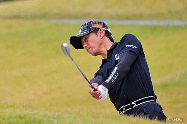 2014年 マイナビABCチャンピオンシップゴルフトーナメント 3日目 近藤共弘 田中秀道のアドバイスでショット改善、4位に浮上した近藤共弘