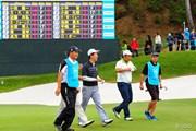 2014年 マイナビABCチャンピオンシップゴルフトーナメント 3日目 小田龍一、S.K.ホ