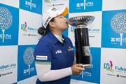 2014年 フボンLPGA台湾選手権 最終日 朴仁妃